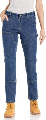 Carhartt Women's Straight Fit Double Front Jean