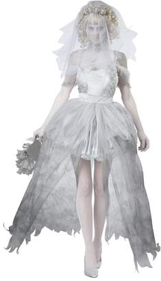 California Costumes Women's Ghostly Bride Adult