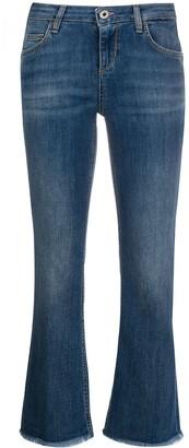 Liu Jo Cropped Jeans