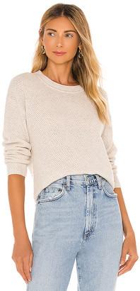 Splendid Seed Stitch Sweater