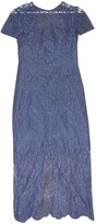 Lover Blue Lace Dress for Women