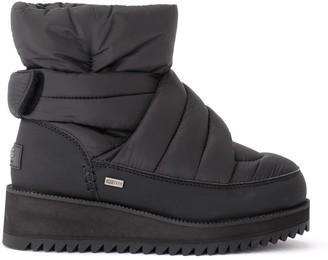 UGG Ankle Boot Model Montara In Black Waterproof Fabric