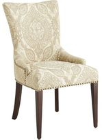 Pier 1 Imports Adelle Khaki Dining Chair