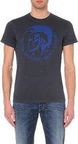 Diesel Ulysse Cotton-jersey T-shirt