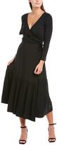 Rachel Pally Nadine Wrap Midi Dress