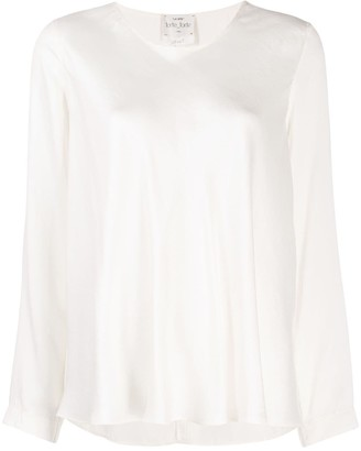Forte Forte Round Neck Blouse