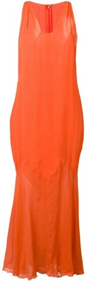 A.N.G.E.L.O. Vintage Cult 1990's Fishtail Hem Dress