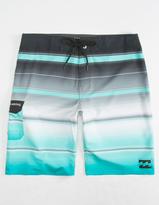 Billabong All Day X Stripe Mens Boardshorts