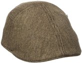 Ben Sherman Men's Pieced Fitted Driving Cap