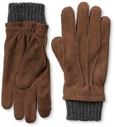 Banana Republic Goatskin Suede Gloves