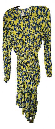 Preen Yellow Viscose Dresses