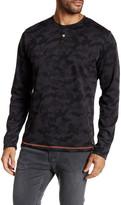 Smash Wear Long Sleeve Camo Knit Shirt