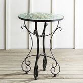 Pier 1 Imports Emilio Teal Accent Table