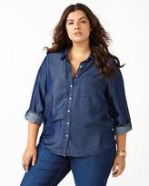 Penningtons d/c JEANS Long Sleeve Denim Shirt
