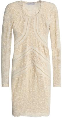 IRO Stretch-lace Mini Dress