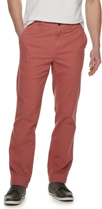 Sonoma Goods For Life Men's Regular-Fit Stretch Chino Pants