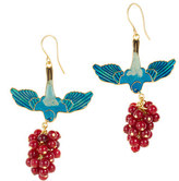 J.Crew Marc AlaryTM for birdberry earrings