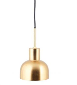 House Doctor - Brass Metal Glow Lamp - brass   metal - Brass