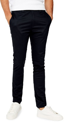 Topman Smart Skinny Fit Chino Pants