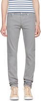 A.P.C. Grey Petit New Standard Jeans