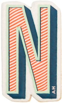 Anya Hindmarch N sticker