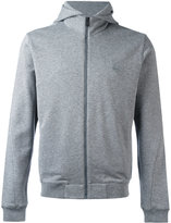 Z Zegna classic long sleeve hoodie - men - Cotton/Polyester - L