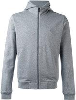 Z Zegna classic long sleeve hoodie