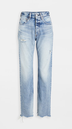 Moussy MV Lomita Wide Straight Jeans