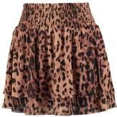 Vero Moda VMRIE Mini skirt black