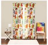 "Crayola Jungle Love Curtain Panel (50""x84"")"