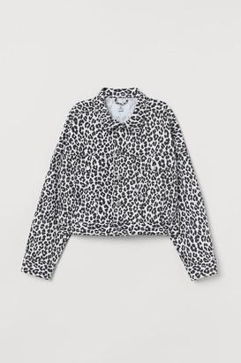 H&M Short denim jacket