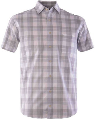Double Two Classic Checked Short Sleeve Shirt