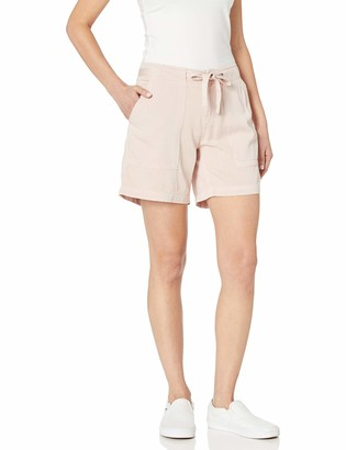 Dylan by True Grit Women's Washed Silky-Soft Short
