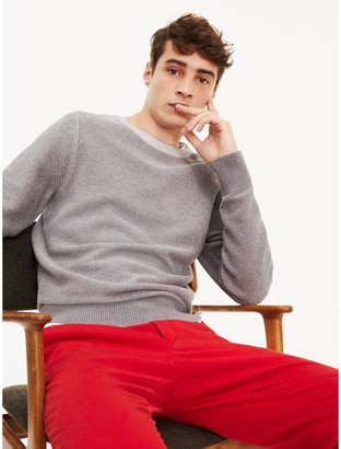 Tommy Hilfiger Tonal Cotton Sweater