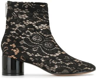 MM6 MAISON MARGIELA Lace Ankle Boots