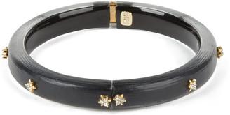 Alexis Bittar Spike Studded Hinge Bracelet