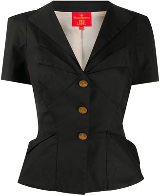 Vivienne Westwood Pre Owned 1990's Short-Sleeved Jacket