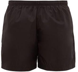 Wardrobe NYC Release 02 Technical Running Shorts - Black
