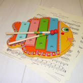 Djeco Crafts4Kids Wooden Fish Xylophone