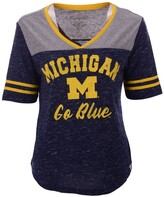 Thumbnail for your product : Colosseum Women's Michigan Wolverines Mr Big V-neck T-Shirt