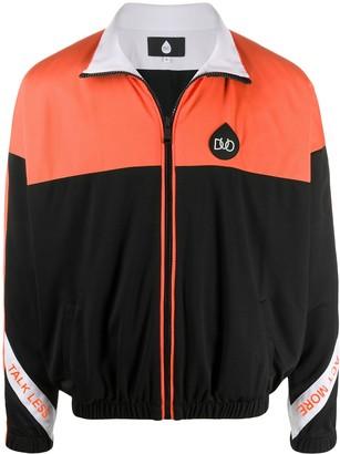 Duoltd Long Sleeve Colour Block Jacket