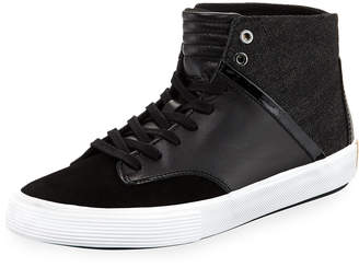 Joe's Jeans Men's Joe Mac High-Top Sneakers