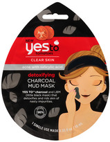 Yes to Tomatoes Mud Mask Charcoal, Single Pack