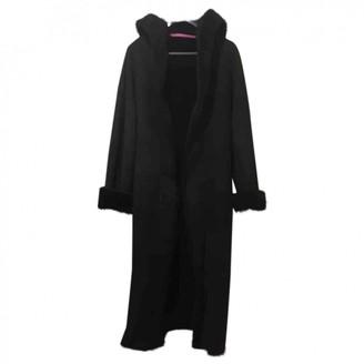Ungaro Black Cashmere Coats