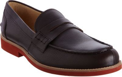 Barneys New York CO-OP Brick Sole Penny Loafer