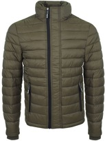 Superdry SDX Fuji Bomber Jacket Green