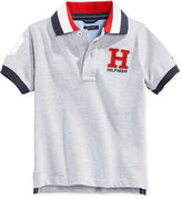 Tommy Hilfiger Little Boys' Matt Polo