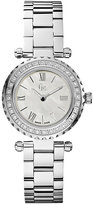 Gc Mini Chic Ladies' Stainless Steel Diamond Bracelet Watch