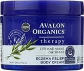 Avalon Therapy, Eczema Relief Body Cream, 10.0 Ounces