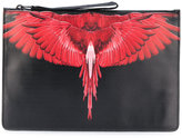 Marcelo Burlon County of Milan Choym bag - men - Cotton/Calf Leather - One Size